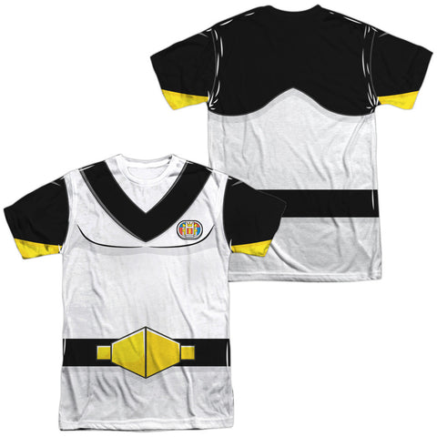 Voltron - Sven Holgersson Black Uniform Costume t-shirt