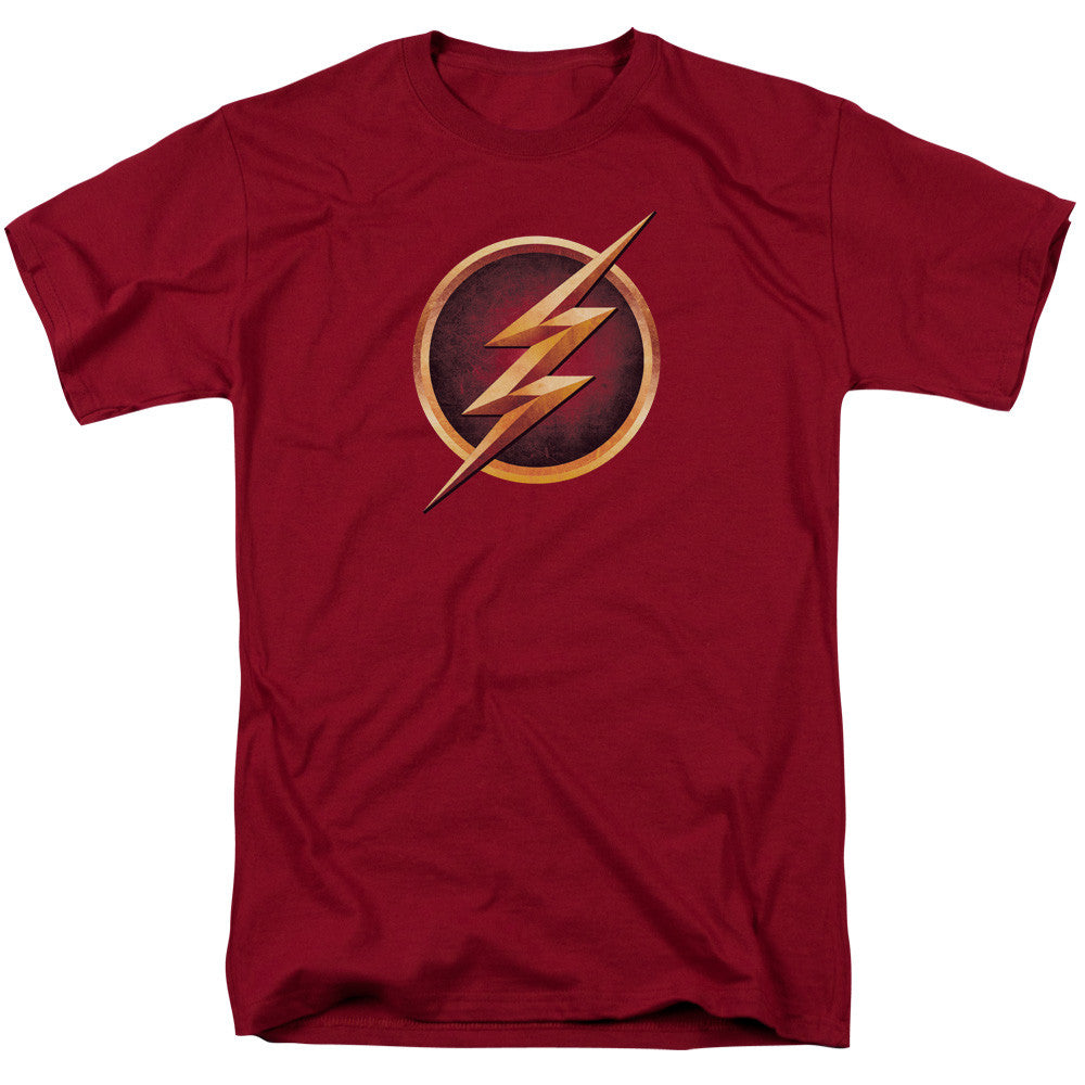 The Flash - TV Show Chest Logo Vintage t-shirt