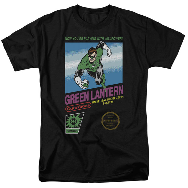 Green Lantern - SNES Video Game t-shirt