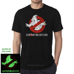 Ghostbusters Logo (glow-in-the-deark) T-Shirt