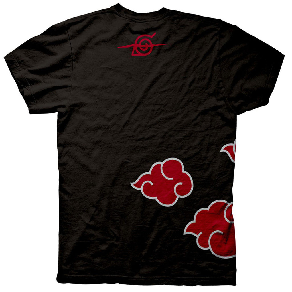 Itachi Akatsuki Clouds T-shirt