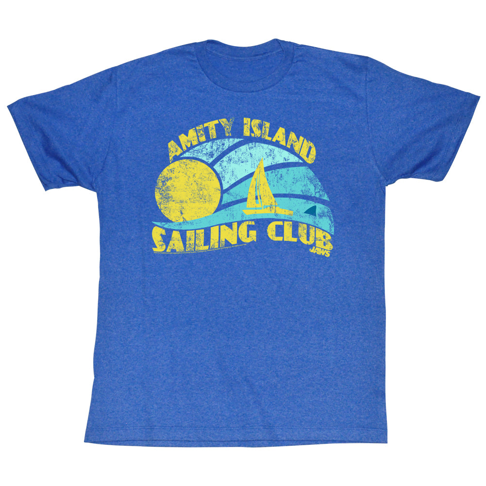 Jaws - Amity Sailing Club T-Shirt