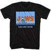 Jaws - 8-bit Video Game t-shirt