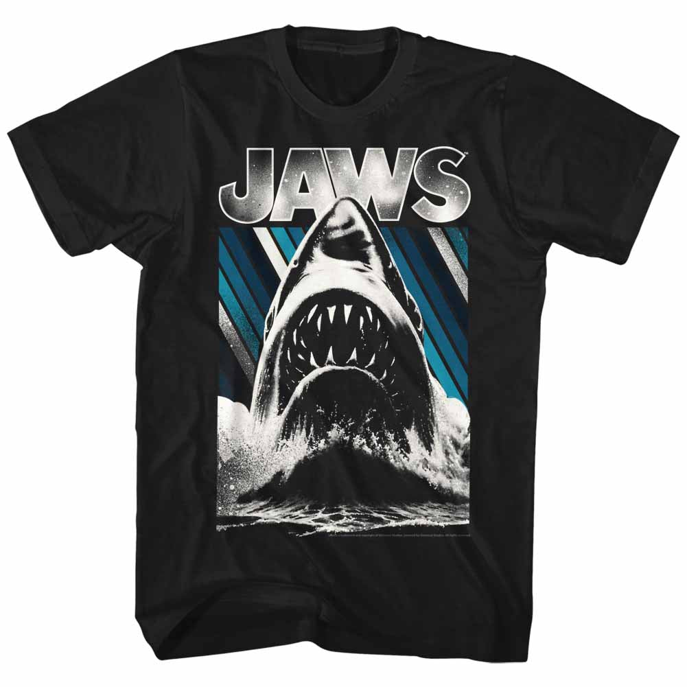 Jaws - Line Stripes Version T-Shirt