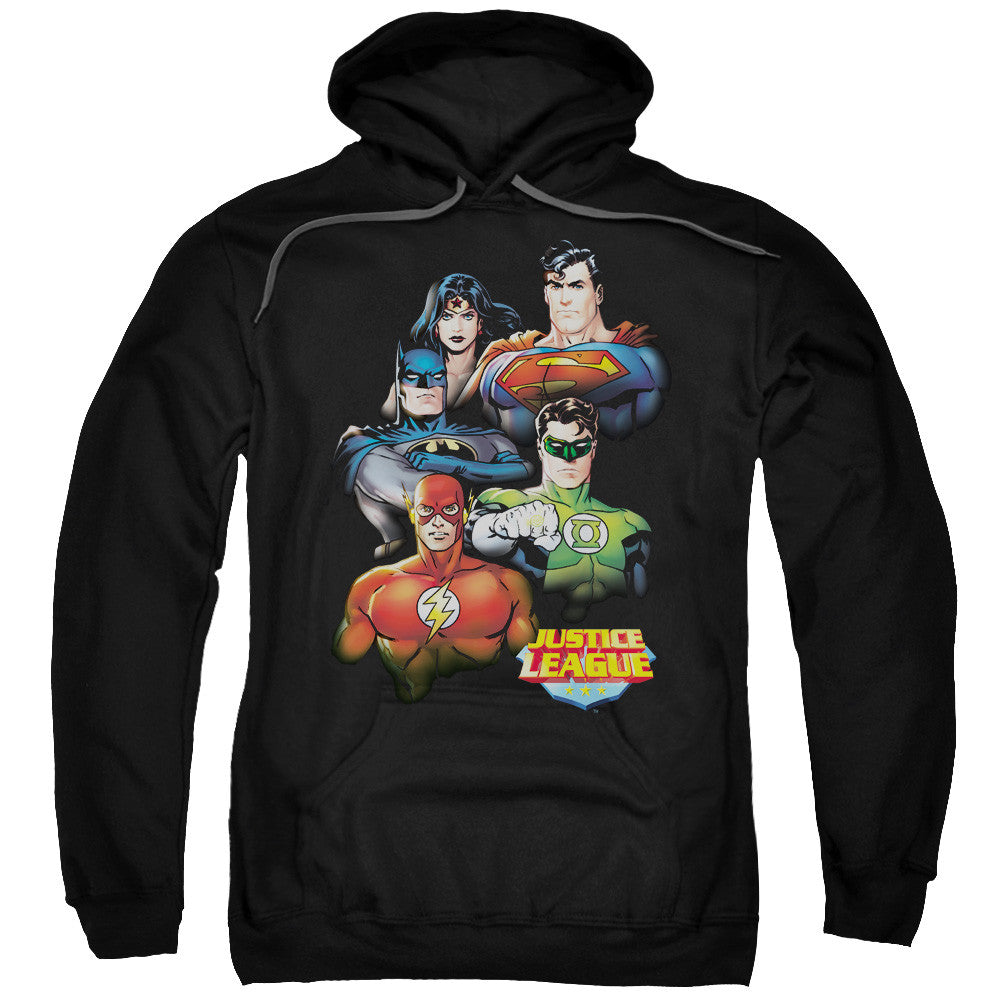 Justice League - Group Potrait t-shirt