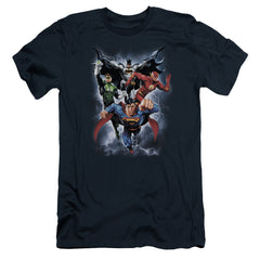Justice League - Coming Storm t-shirt