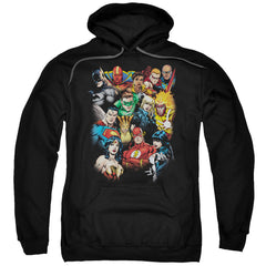 Justice League's All Here t-shirt