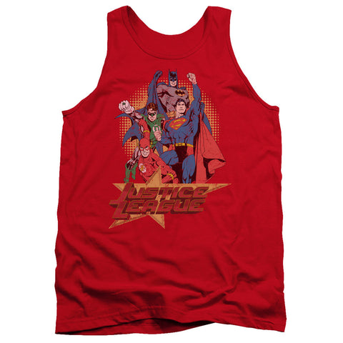 Justice League - Raise Your Fist t-shirt