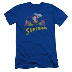 Superman - Classic Distressed t-shirt