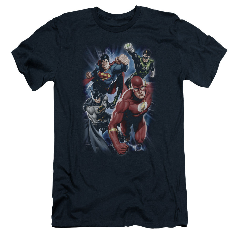 Justice League - Storm Chasers t-shirt