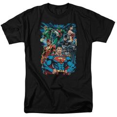Justice League - Justice is Served t-shirt