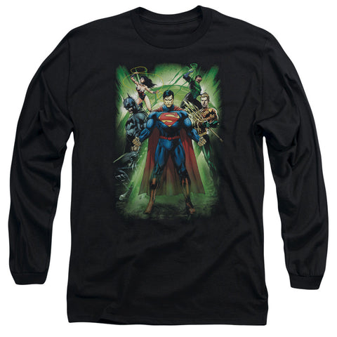 Justice League - Power Burst t-shirt