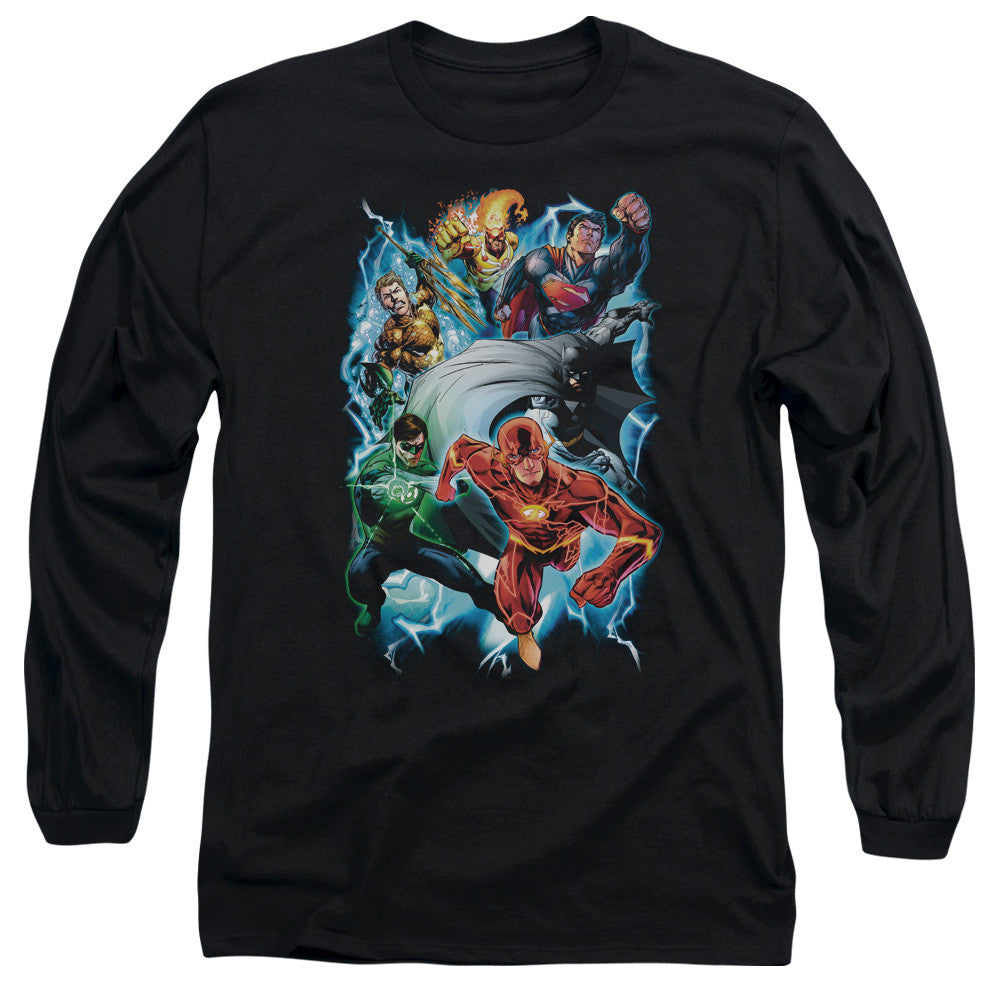 Justice League - Electric Team t-shirt