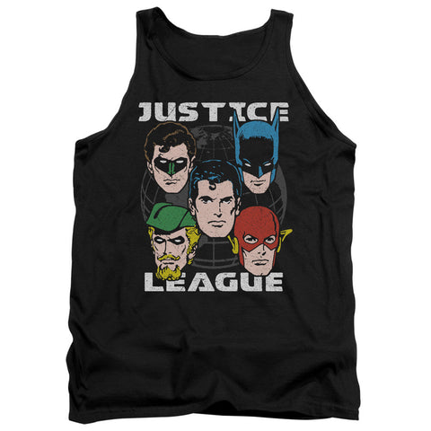 Justice League - Head of States t-shirt