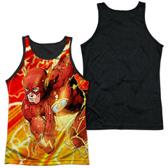 The Flash - Lightning Dash Sublimation Tank Top