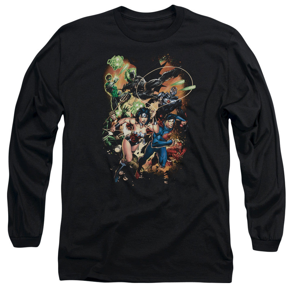 Justice League - Battle Ready t-shirt