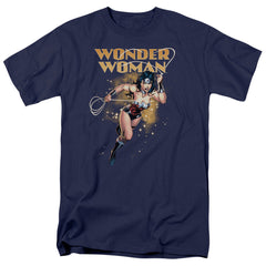 Wonder Woman - Star Lasso T-Shirt