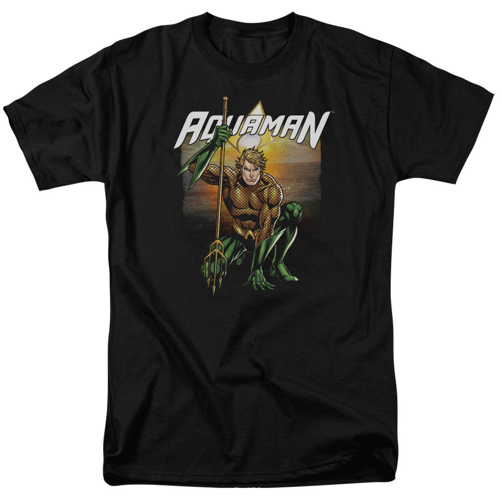 Aquaman - Beach Sunset t-shirt