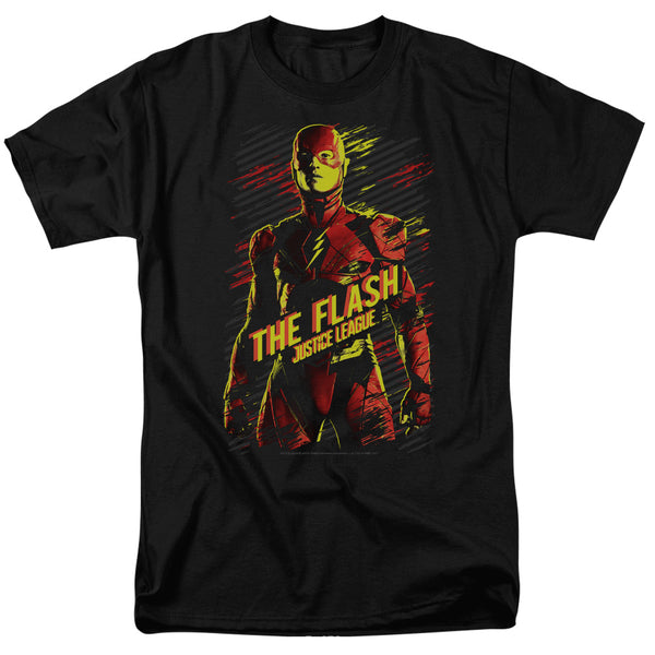 The Flash from The Justice League Movie T-Shirt