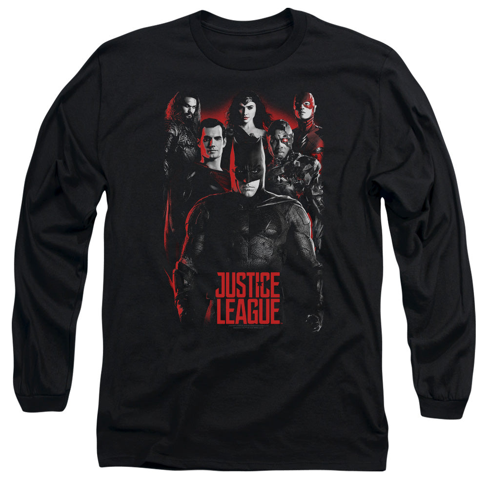 Justice League Movie Group Shot T-Shirt