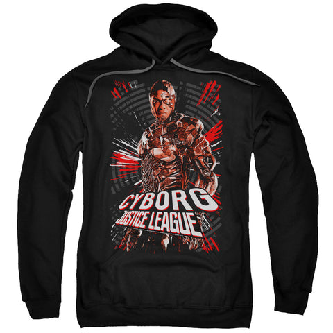 Cyborg from The Justice League Movie T-Shirt