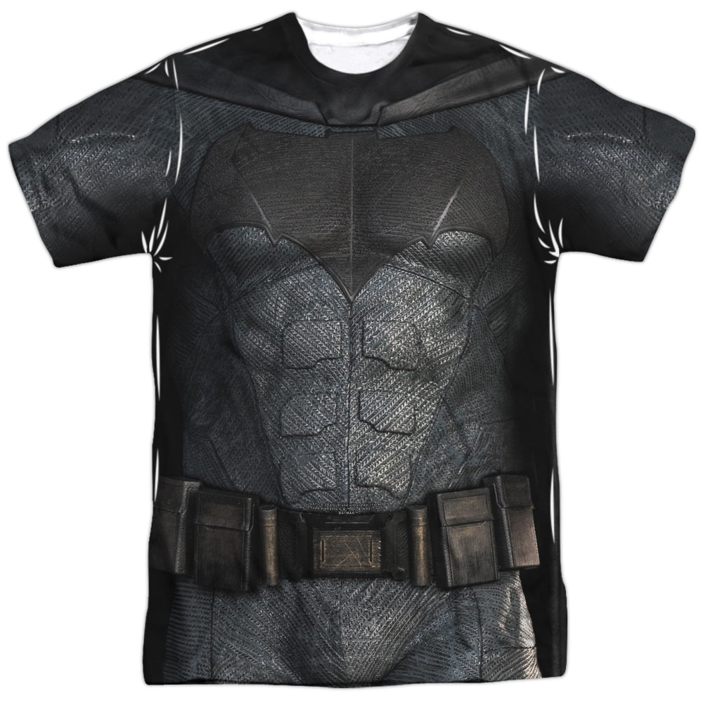Batman JL Movie Costume Uniform Sublimation t-shirt