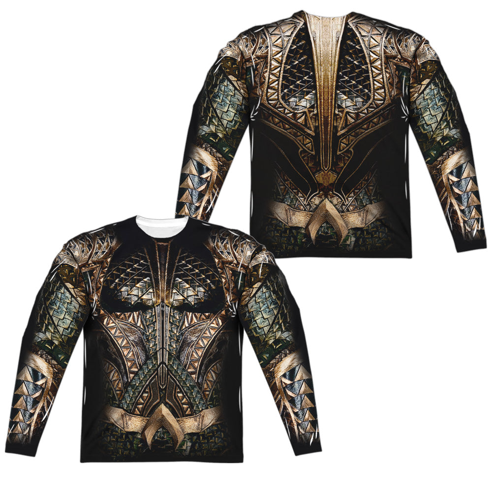 Aquaman Movie Costume Uniform Sublimation t-shirt
