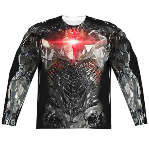 Cyborg Costume Uniform Sublimation t-shirt