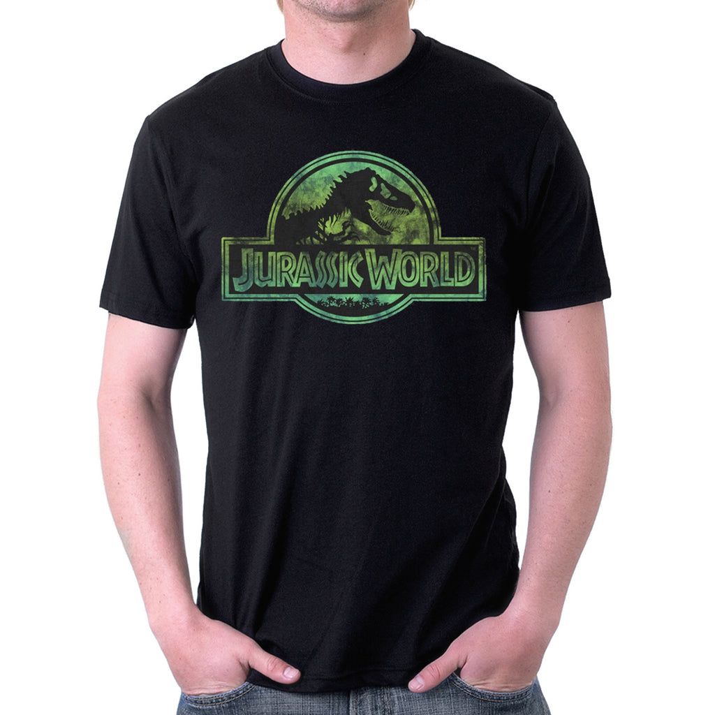 Jurassic World Logo Hunter T-Shirt