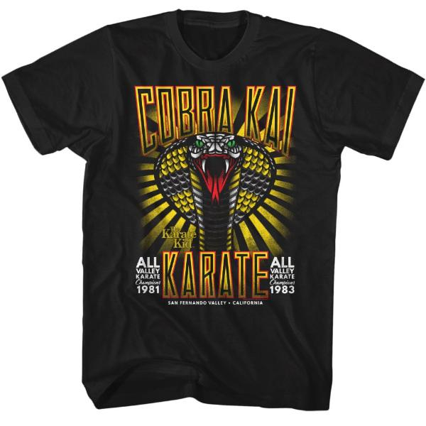 Karate Kid - Cobra Kai Karate T-Shirt