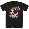 Karate Kid - Wax On, Wax Off T-Shirt
