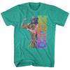 Macho Man - Green Madness T-Shirt