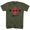 M.A.S.H. - Red Cross Logo T-Shirt