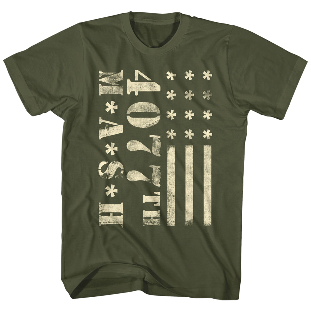 M.A.S.H. - 4077th Medic Unit USA T-Shirt