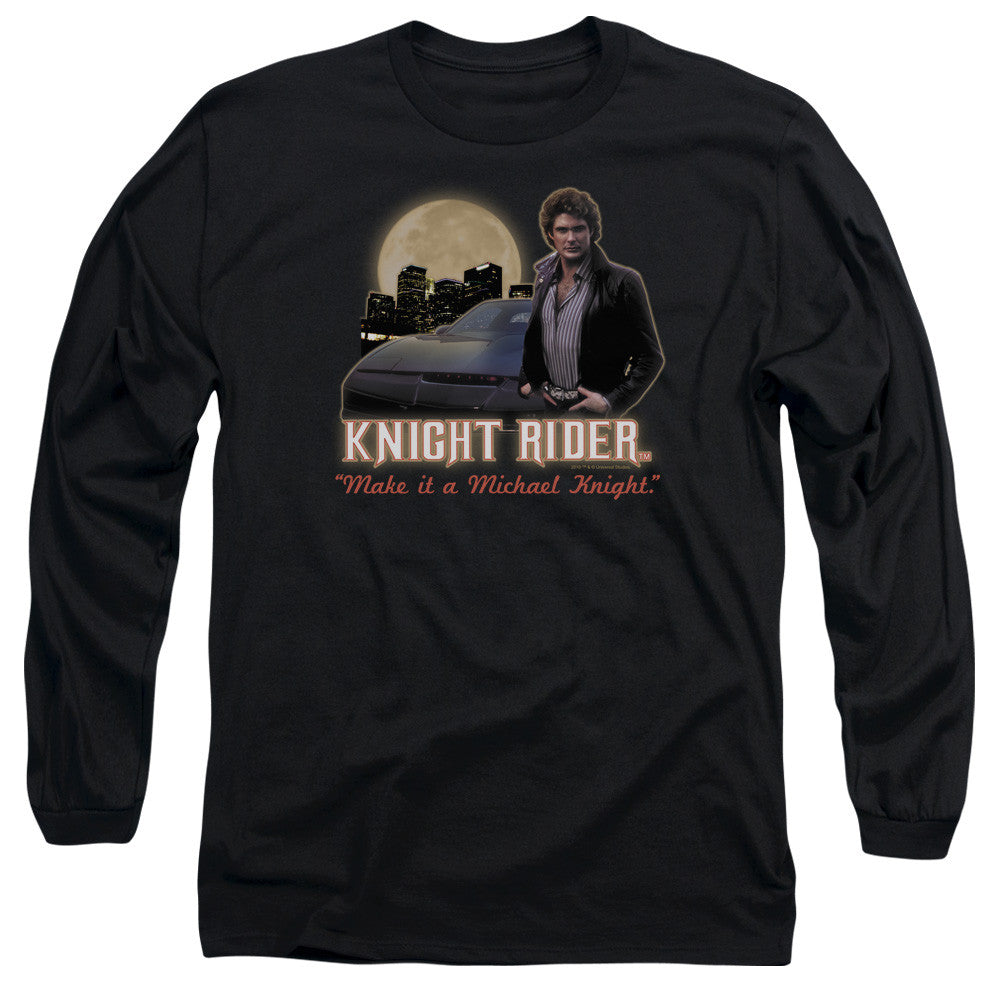 Knight Rider - Full Moon t-shirt