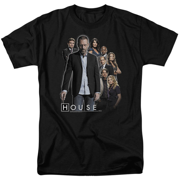 House, M.D. - Cast Crew t-shirt