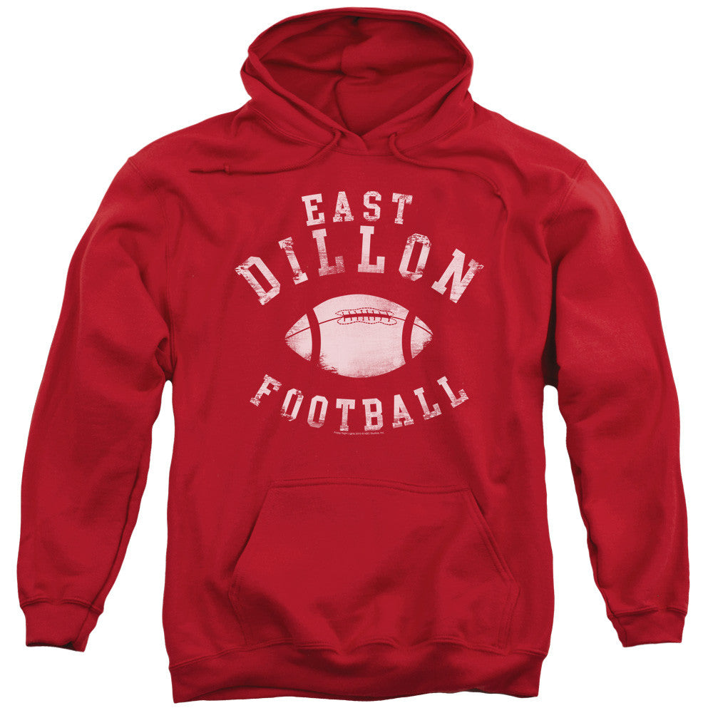 Friday Night Lights East Dillon Football Red t-shirt