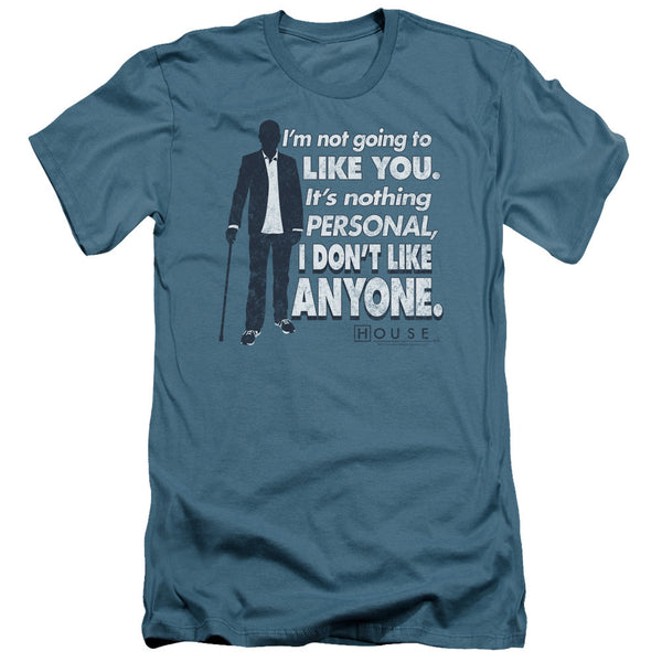 House - Nothing Personal, I Don't Like Anyone t-shirt