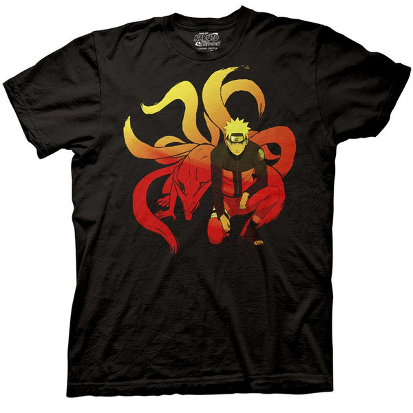 Naruto and Nine Tails T-Shirt
