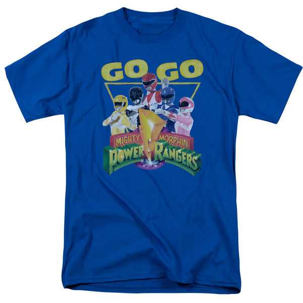 Go Go Mighty Morphin Power Rangers t-shirt