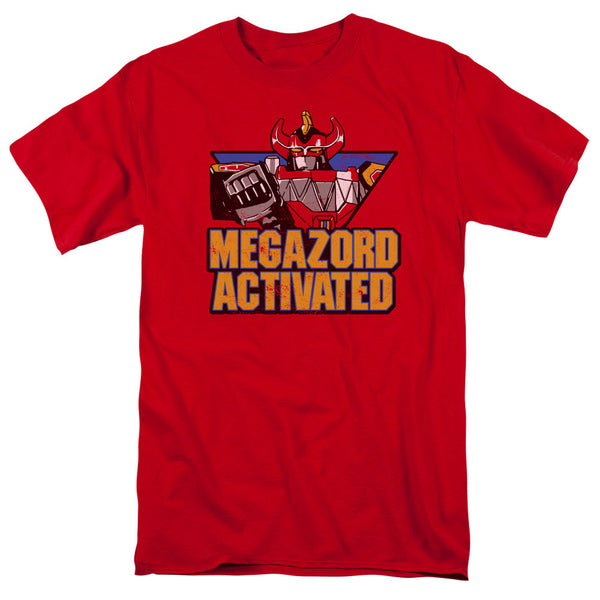 Power Rangers Megazord Activated t-shirt
