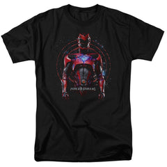 Power Rangers Movie Red Ranger t-shirt