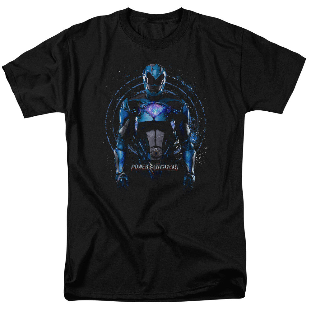 Power Rangers Movie Blue Ranger t-shirt