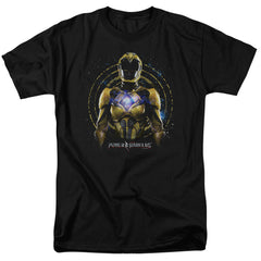 Power Rangers Movie Yellow Ranger t-shirt