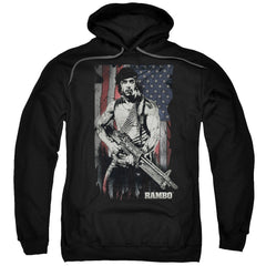 Rambo Movie Liberty USA Flag t-shirt