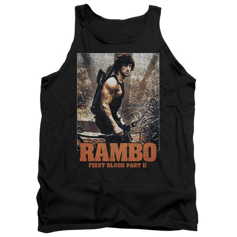 Rambo Movie First Blood 2 Hunter t-shirt
