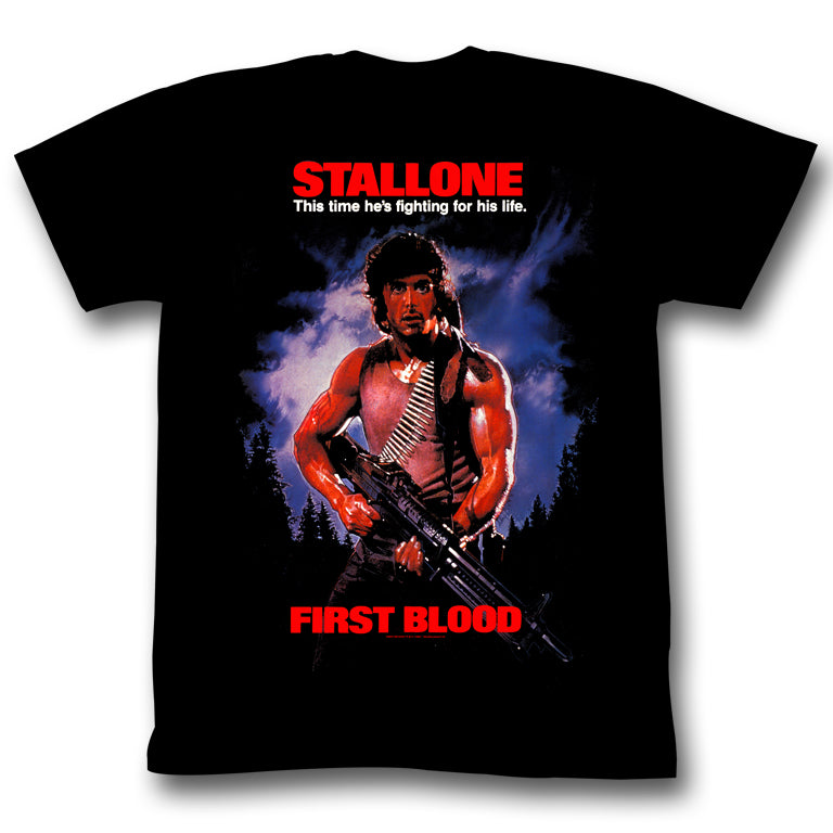 Rambo Movie First Blood T-Shirt