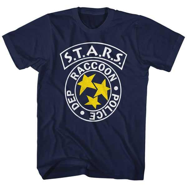 Resident Evil - STARS Racoon Police Department T-Shirt