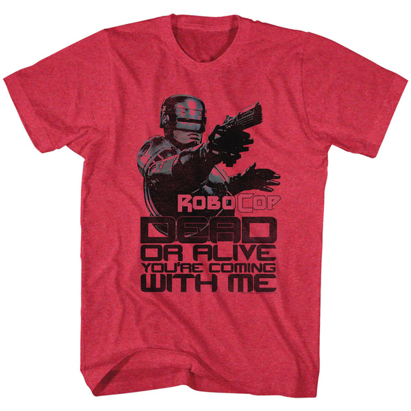 Robocop - Red Dead or Alive t-shirt