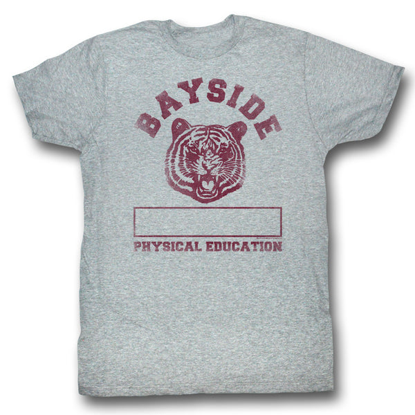 Saved by the Bell - P.E. Physical Education Class Uniform T-Shirt